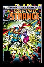 Doctor Strange (1974-1987) #54