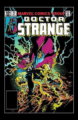 Doctor Strange (1974-1987) #55