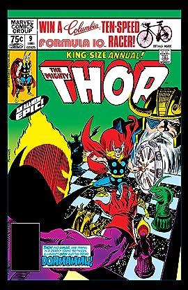 Thor (1966-1996) Annual #9