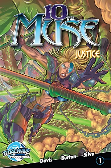 10th Muse: Justice #1