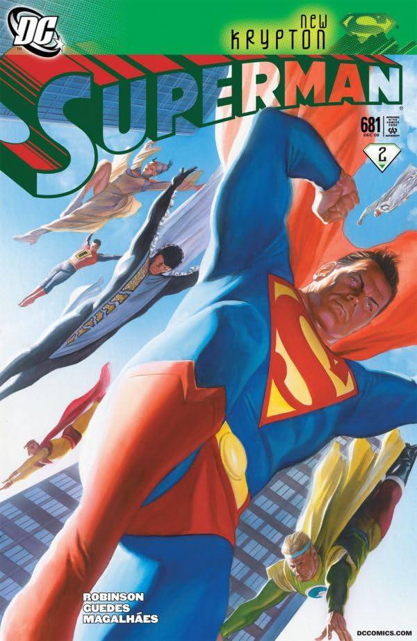 Superman (1939-2011) #681