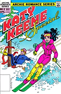 Katy Keene (1983-1990) No.3