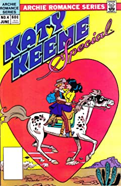 Katy Keene (1983-1990) No.4