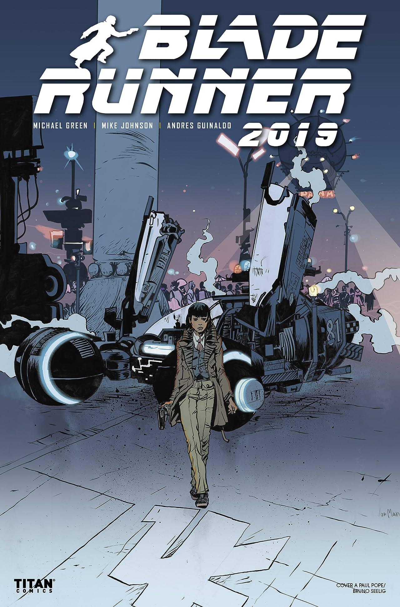 Blade Runner 2019 No.5