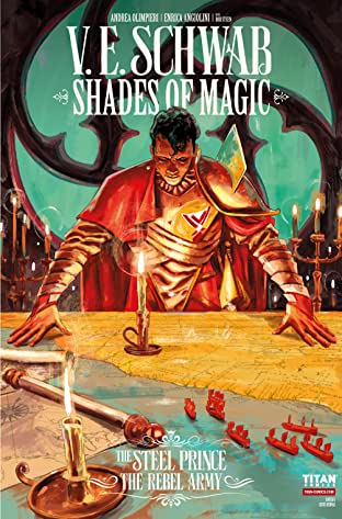 Shades of Magic: The Steel Prince No.3.4: The Rebel Army