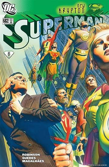 Superman (1939-2011) #682