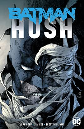 Batman: Hush (New Edition)