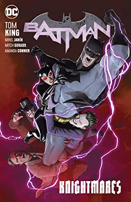 Batman (2016-) Vol. 10: Knightmares