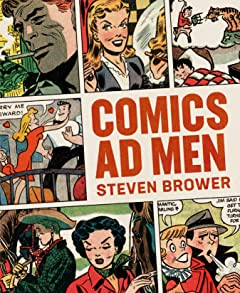 Comics Ad Men