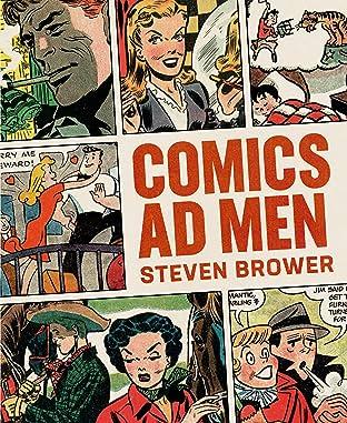 Comics Ad Men
