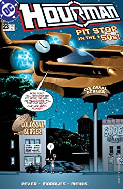 Hourman (1999-2001) #23