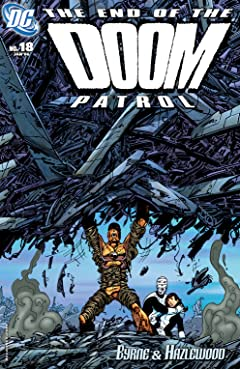 Doom Patrol (2004-2006) #18