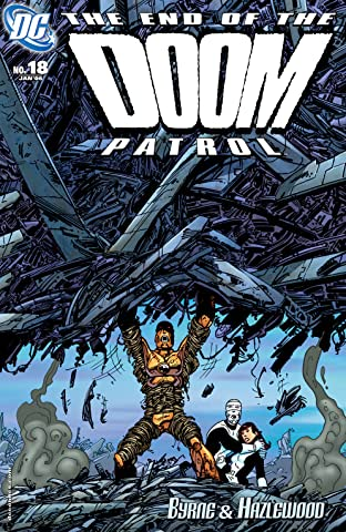 Doom Patrol (2004-2006) No.18