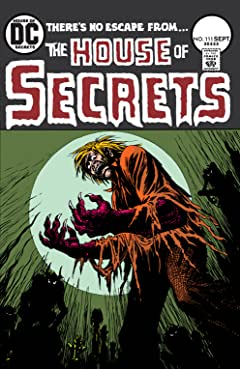 House of Secrets (1956-1978) #111