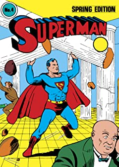 Superman (1939-2011) No.4