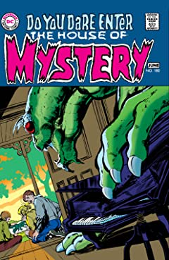 House of Mystery (1951-1983) No.180