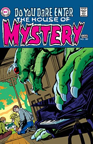 House of Mystery (1951-1983) #180