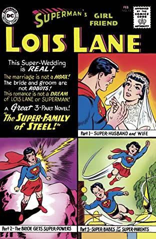 Superman's Girl Friend Lois Lane (1958-1974) No.15