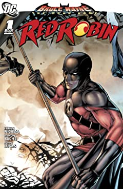 Bruce Wayne: The Road Home: Red Robin (2010) No.1