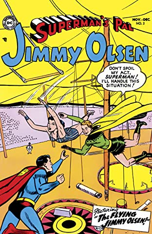Superman's Pal, Jimmy Olsen (1954-1974) #2