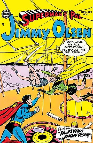 Superman's Pal, Jimmy Olsen (1954-1974) #2