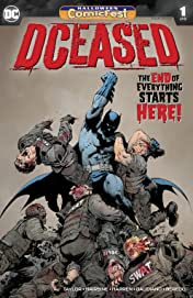 DCeased Halloween ComicFest Special Edition (2019) #1