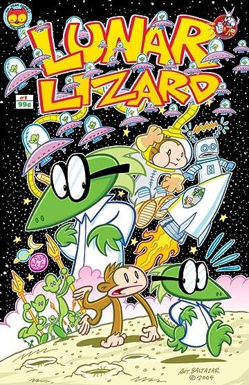 Lunar Lizard #1