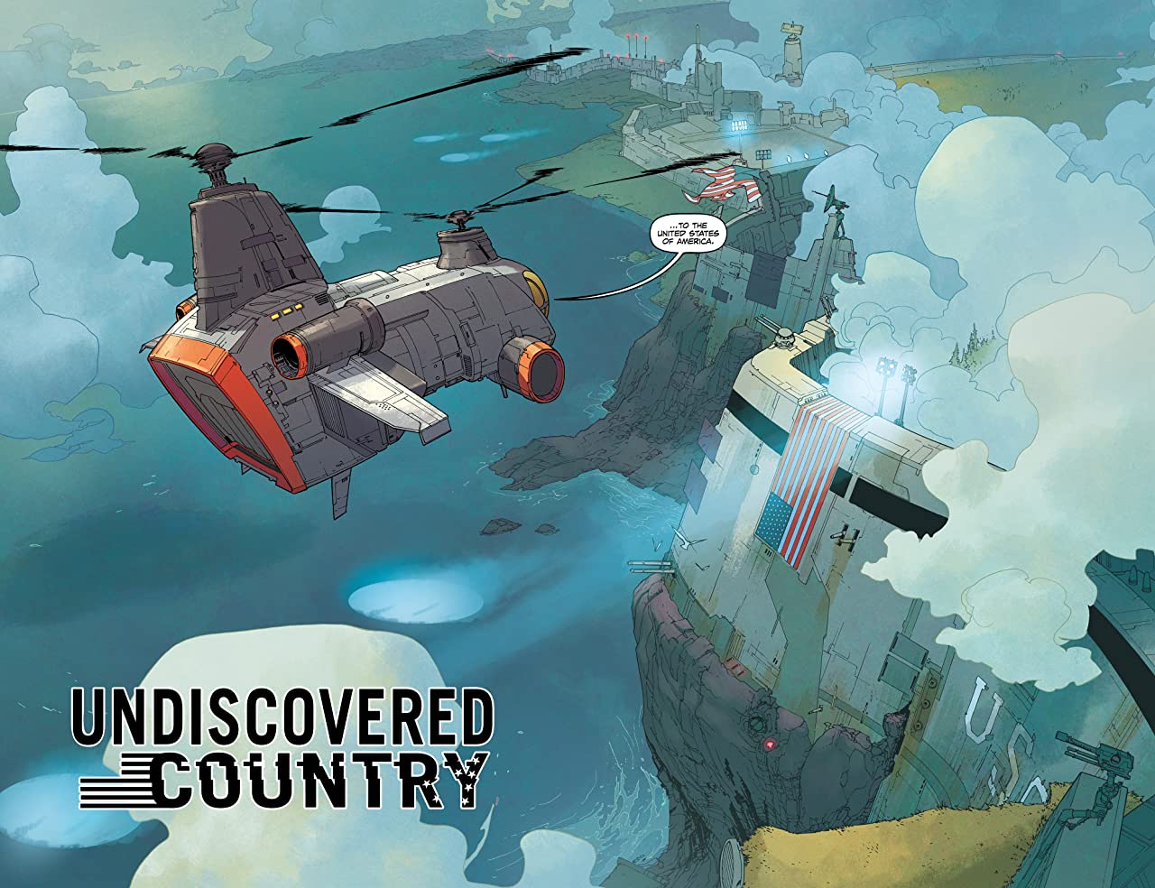 Undiscovered Country #1