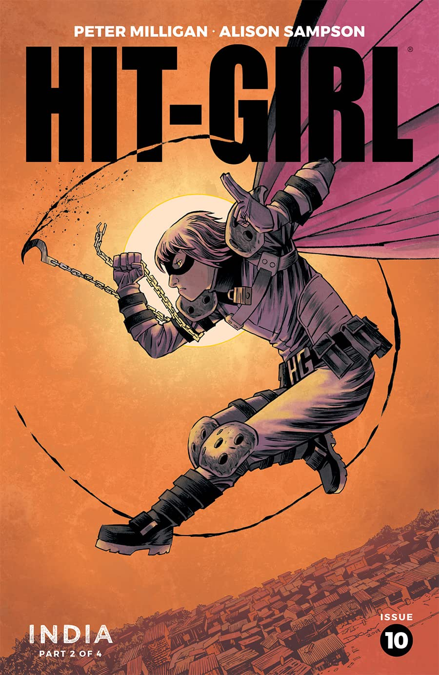 Hit-Girl Season Two No.10