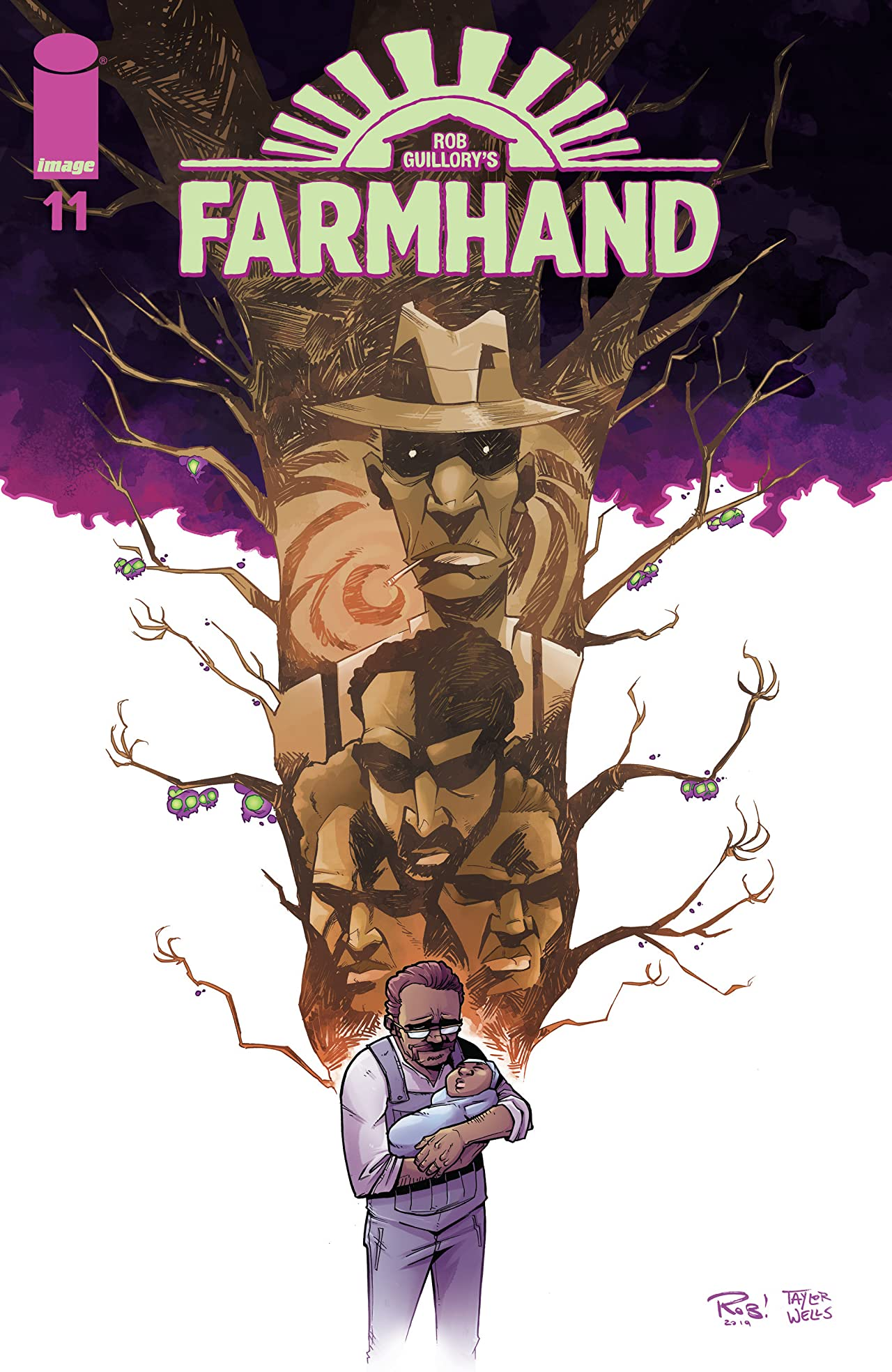 Farmhand No.11