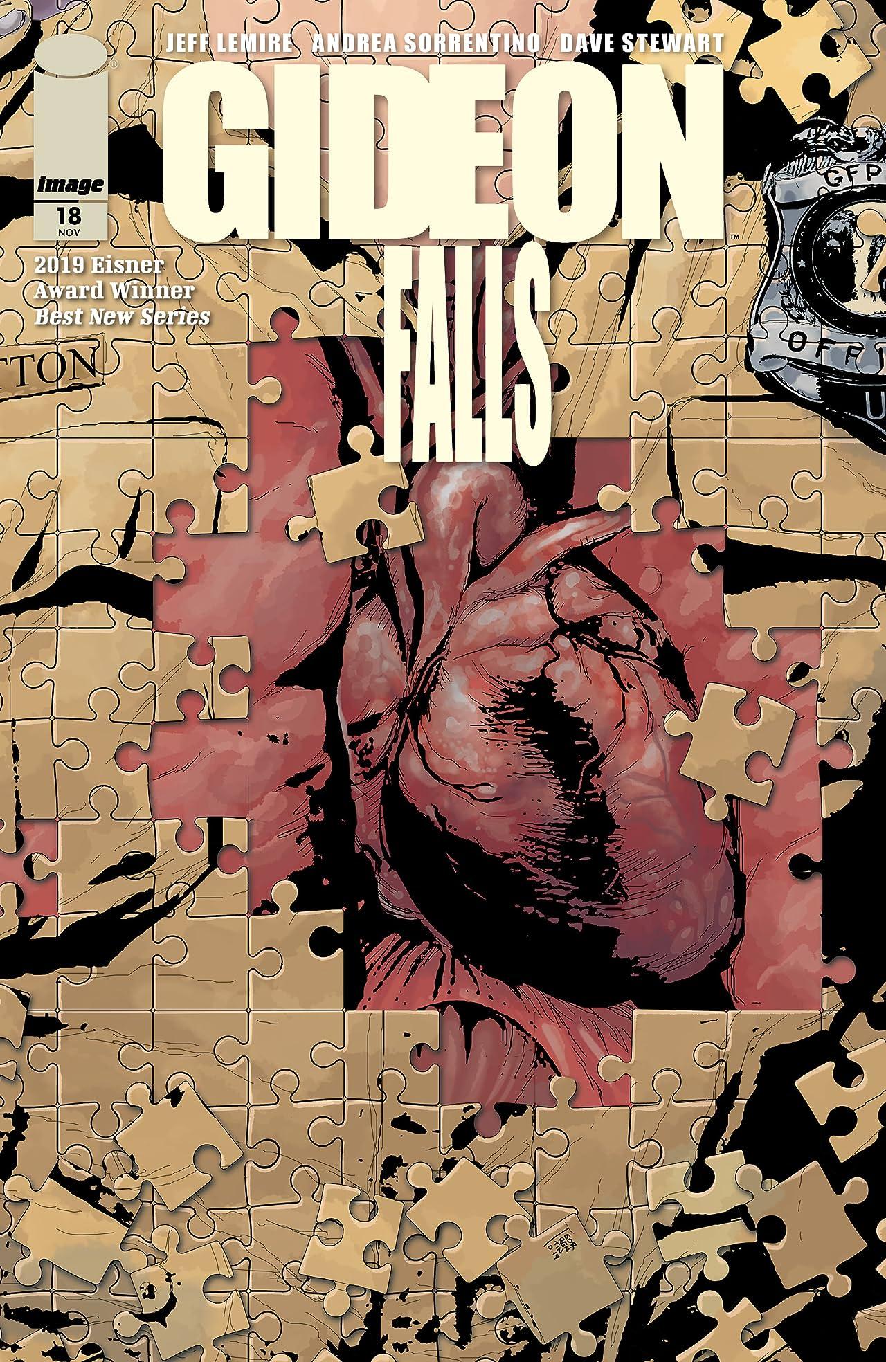 Gideon Falls No.18