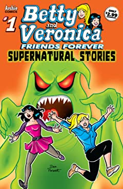 B&V Friends Forever: Supernatural #1