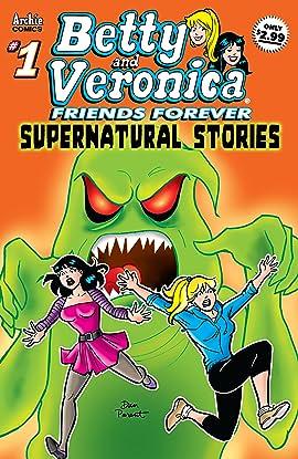 B&V Friends Forever: Supernatural #1