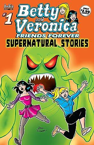 B&V Friends Forever: Supernatural No.1