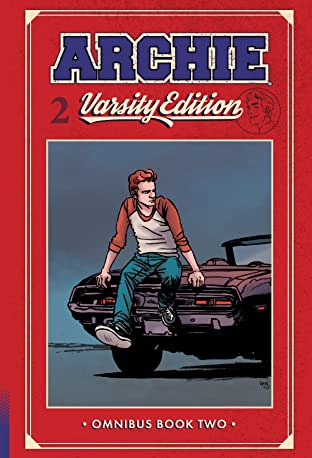 Archie (2015-) Tome 2: Varsity Edition