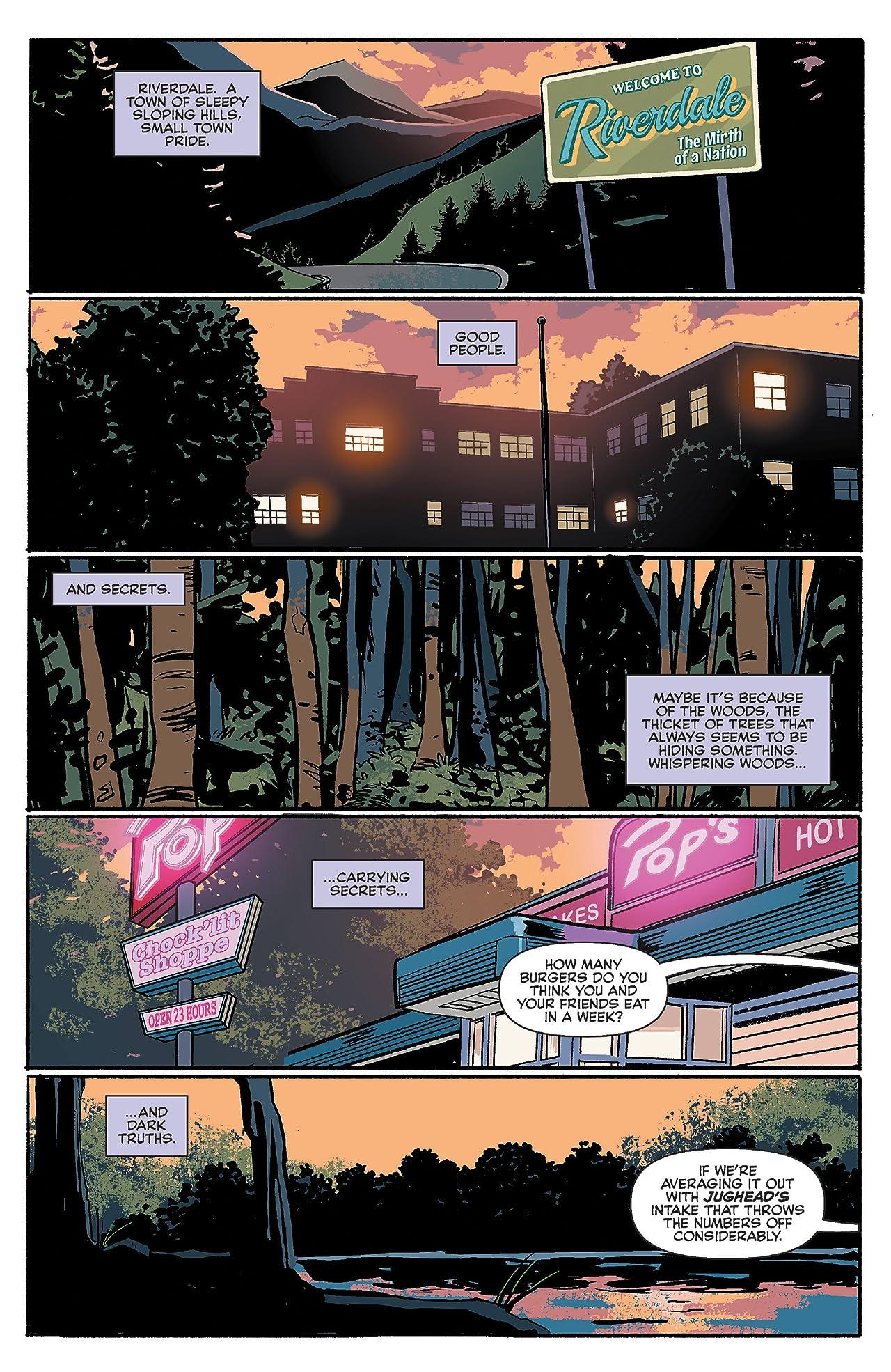 Archie (2015-) #708