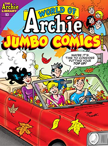 World of Archie Double Digest #93