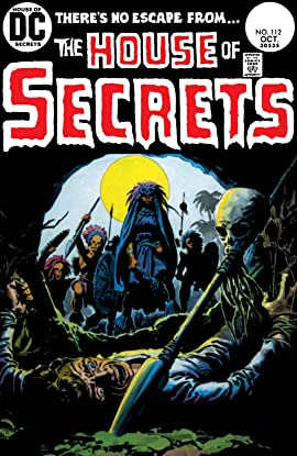 House of Secrets (1956-1978) #112
