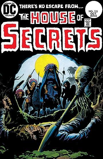 House of Secrets (1956-1978) #112