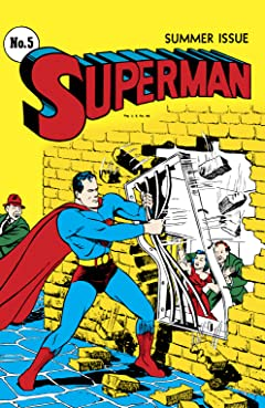 Superman (1939-2011) No.5