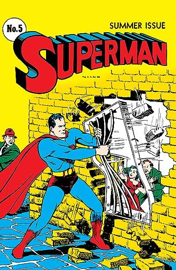 Superman (1939-2011) #5