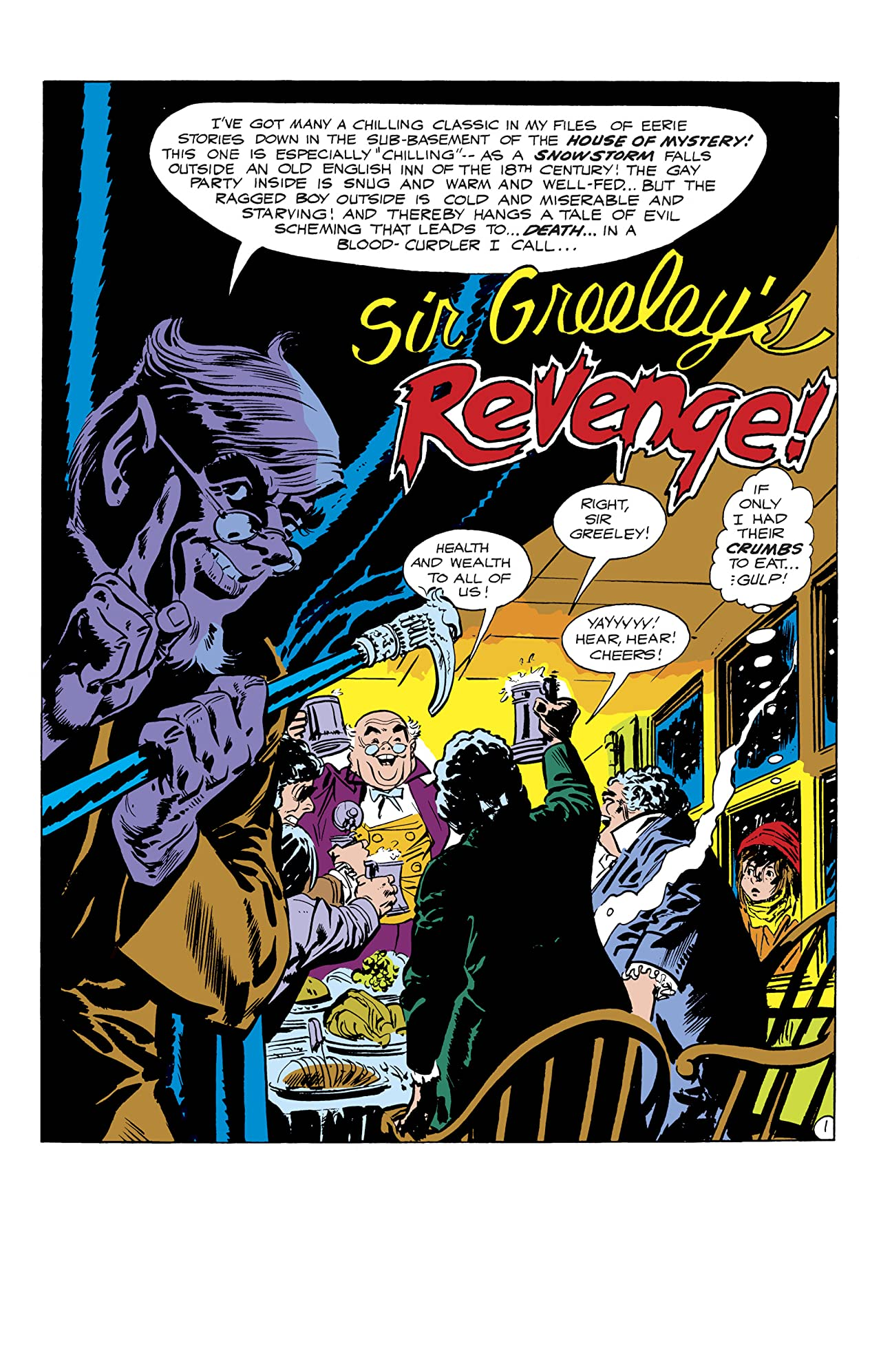 House of Mystery (1951-1983) #181
