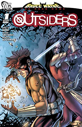Bruce Wayne: The Road Home: Outsiders (2010) No.1