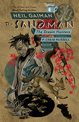 Sandman: Dream Hunters 30th Anniversary Edition