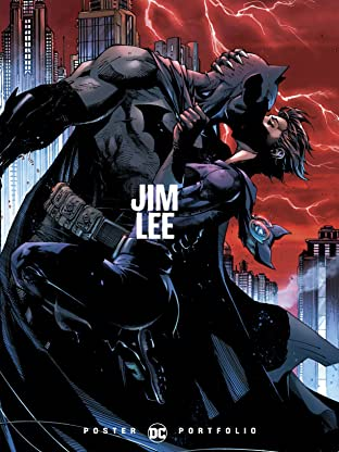 DC Poster Portfolio: Jim Lee