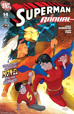 Superman (1939-2011): Annual #14