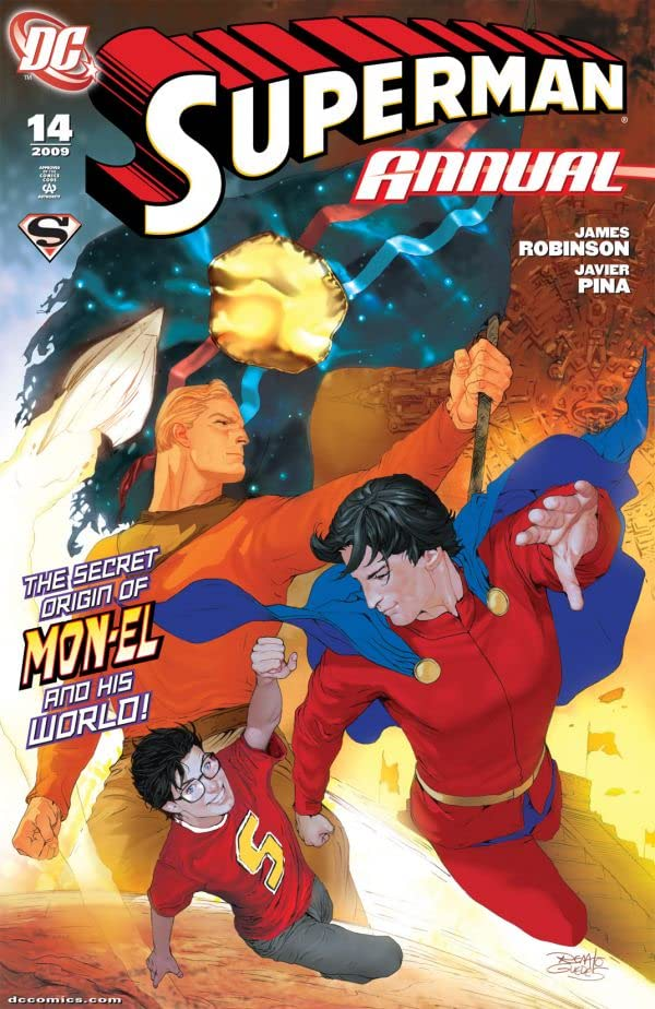 Superman (1939-2011) #14: Annual