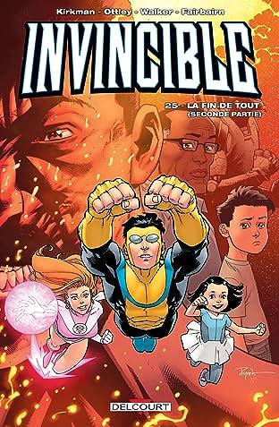 Invincible Vol. 25: La fin de tout (2eme partie)