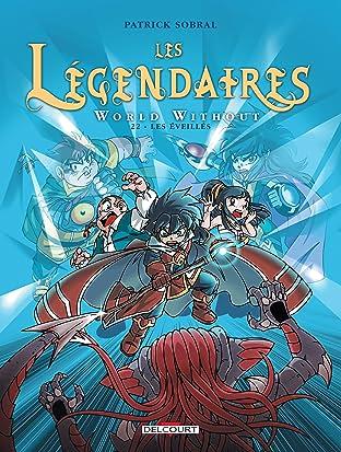 Les Légendaires Vol. 22: World Without : Les Éveillés