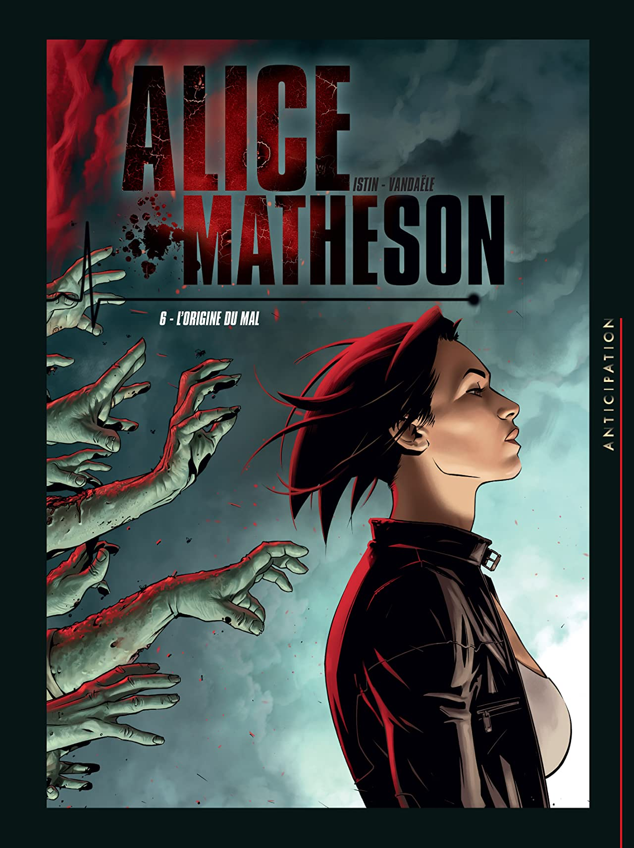 Alice Matheson Vol. 6: L'Origine du mal